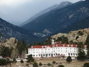 Lo Stanley Hotel aperto nel 1909