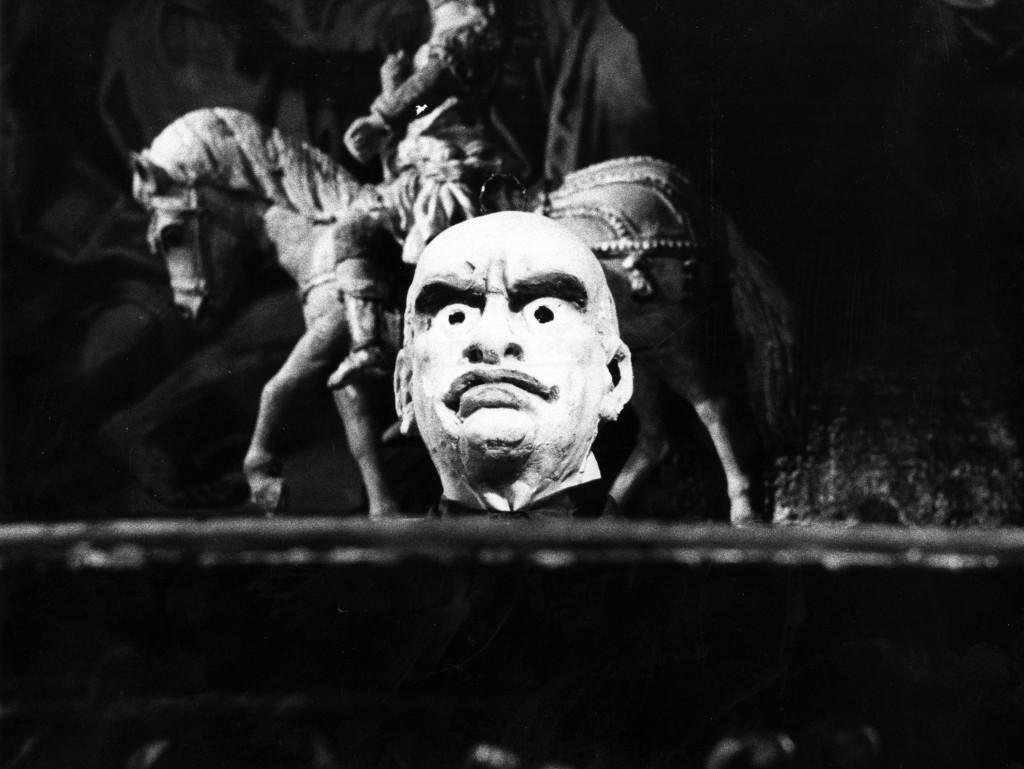 IL POTERE di Augusto Tretti - (c) foto proveniente dalla Fototeca del Centro Sperimentale di Cinematografia - Cineteca Nazionale - Fondo Tretti
