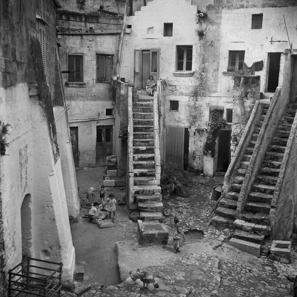 Matera, 1952