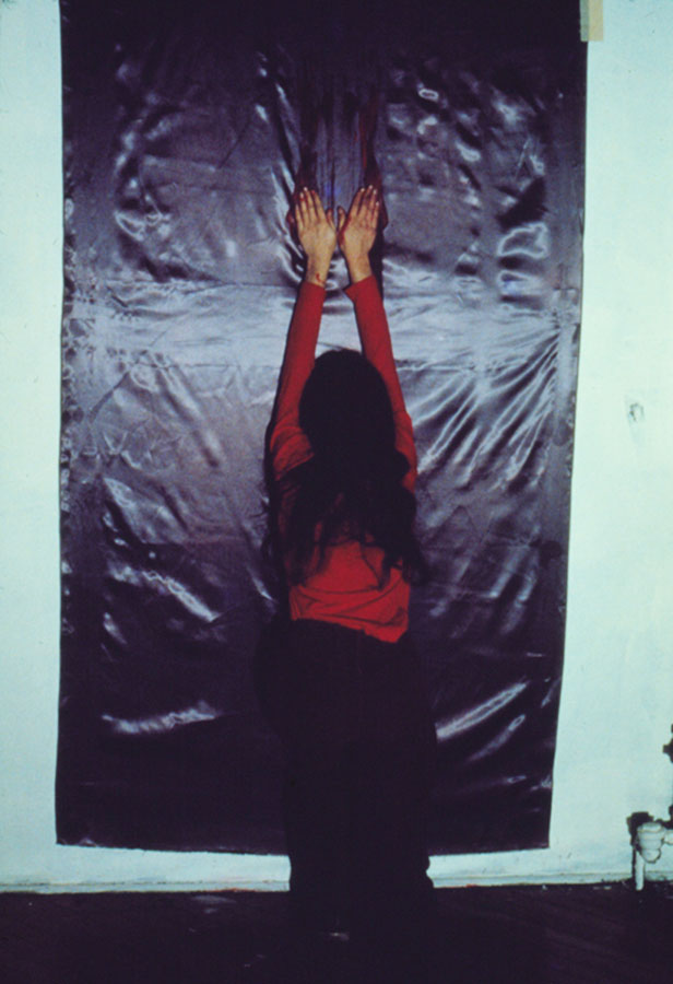 Ana Mendieta Untitled Body Tracks-1974-2012