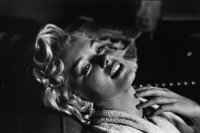 Marilyn-Monroe-New-York-1956 ©-Elliott-Erwitt