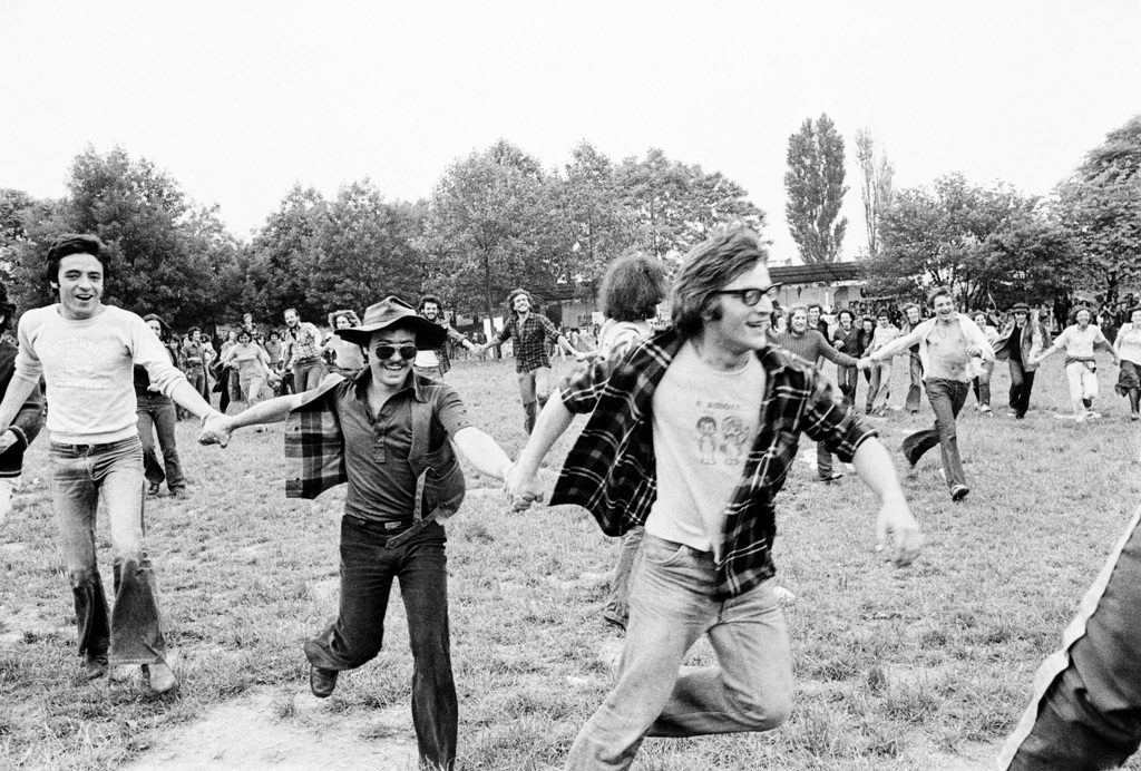 Parco Lambro, Milano, rullino 112, 29/5/1975 (Dino Fracchia)