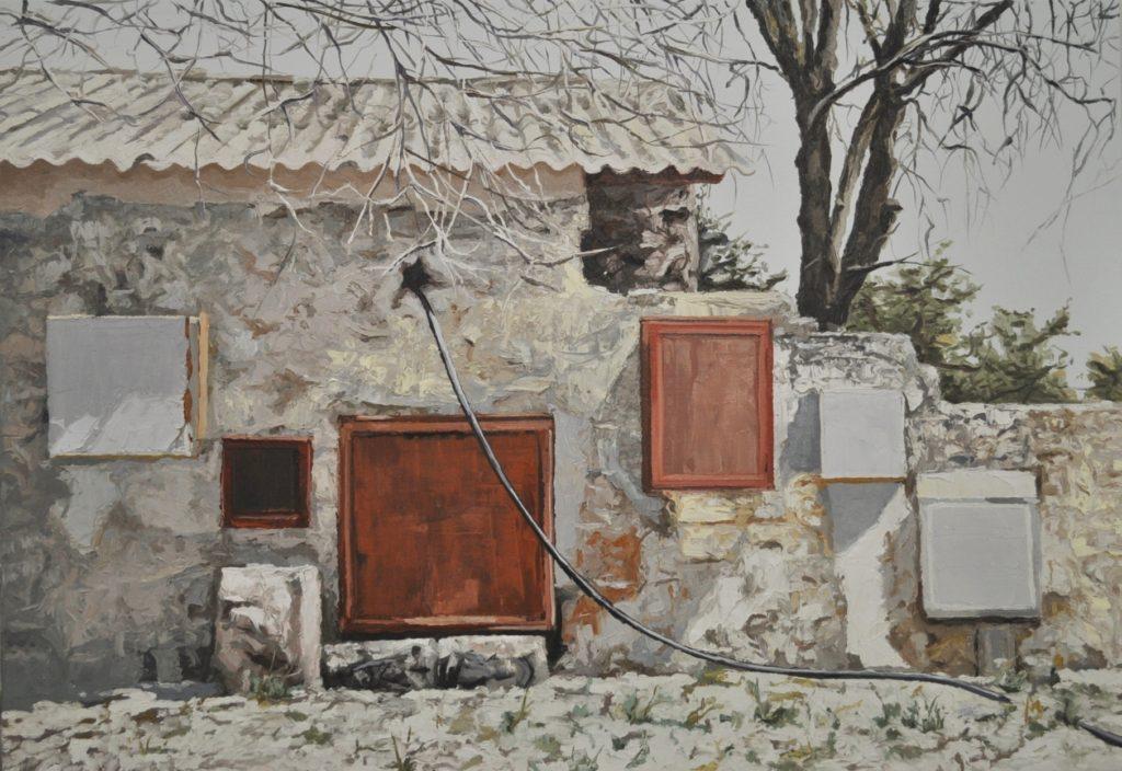 Paesaggio elettrico, 2011.