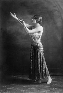 Tina Modotti a Hollywood, Los Angeles (USA), 1920 - 1921 Anonimo