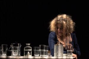 Chi ha paura di Virginia Woolf-Milvia Marigliano @ph Diego Steccanella