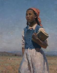 Semen-Afanasevic-Cujkov-La-figlia-del-soviet-1948
