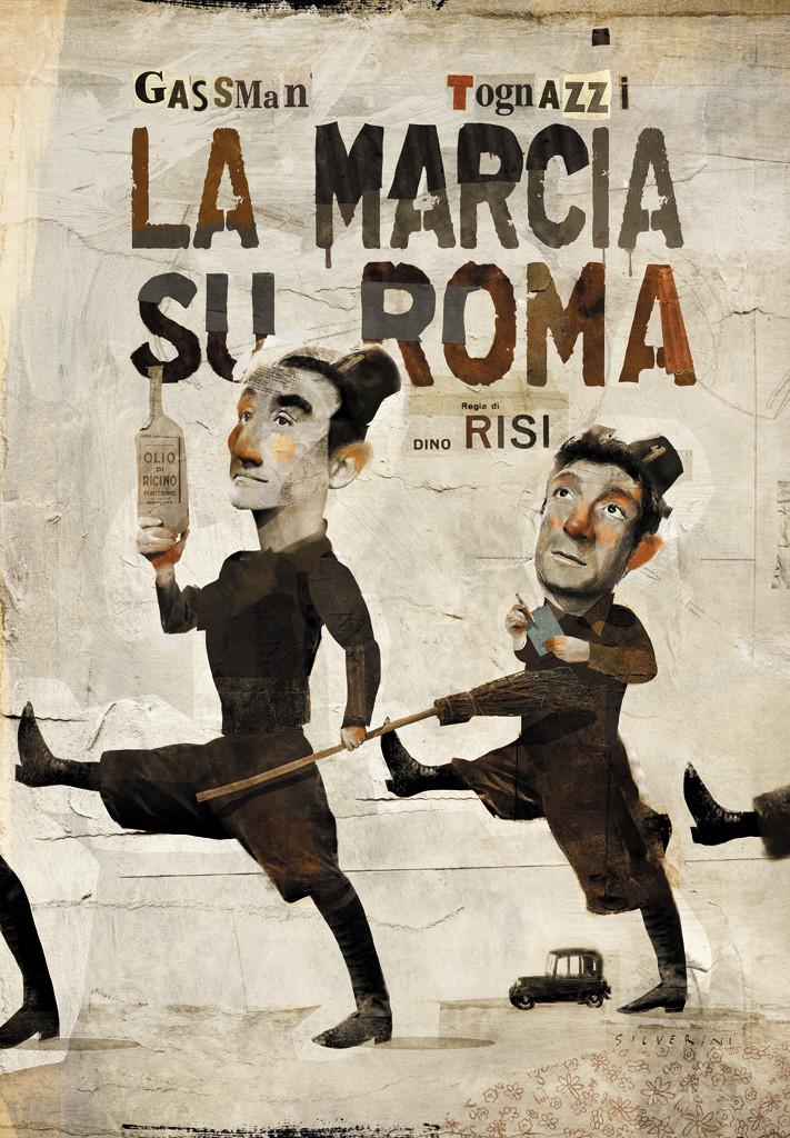 La marcia su Roma - Antonello Silverini