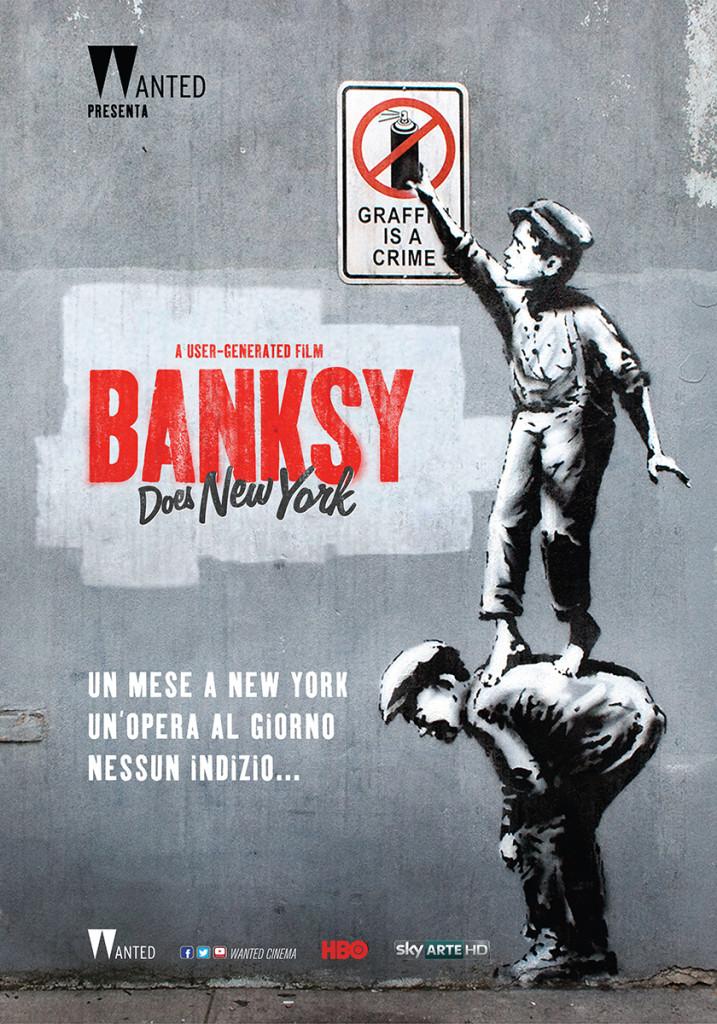 BanksyDoesNewYork-Locandina