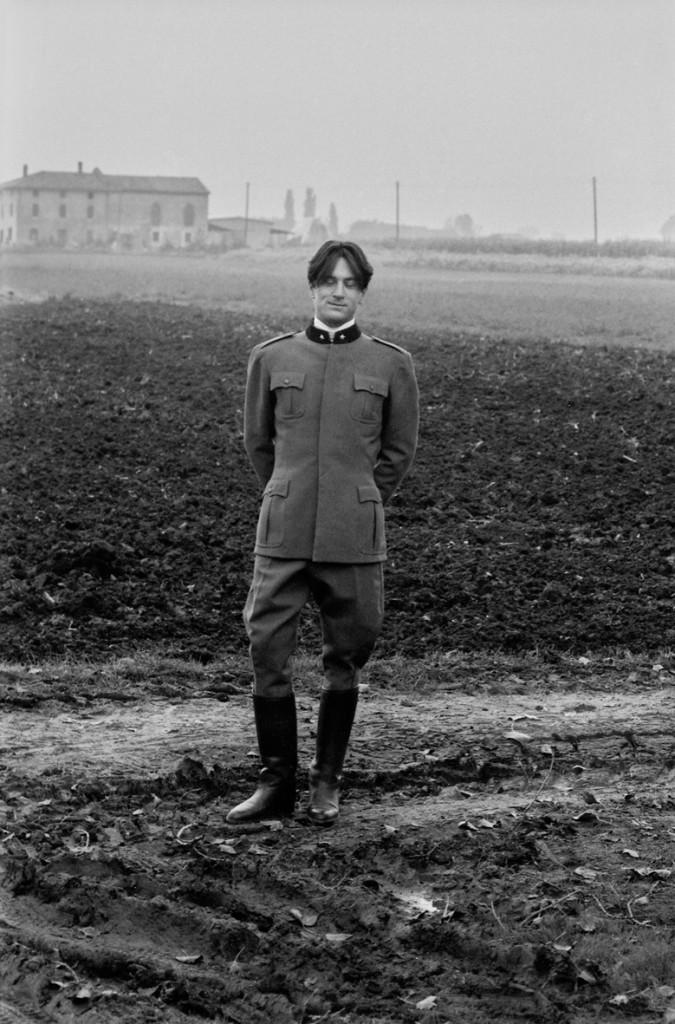 Claude Nori, Robert De Niro sul set di Novecento