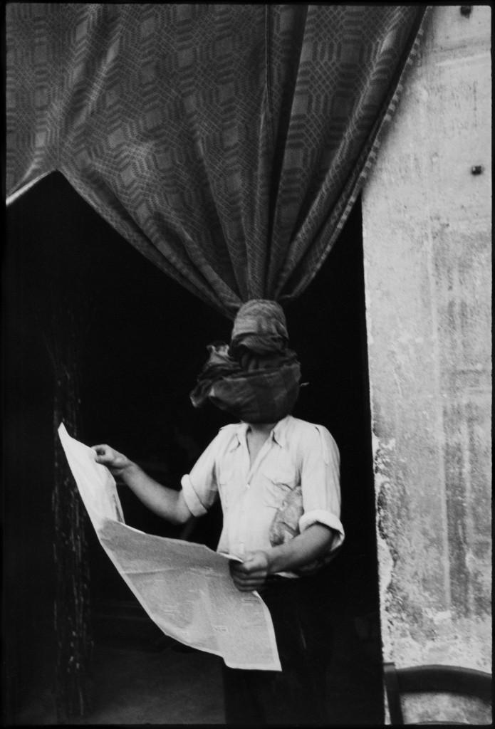 Henri Cartier Bresson Livorno,1933