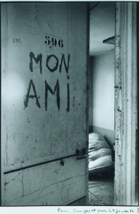 Sophie Calle, Mon Ami, 1984