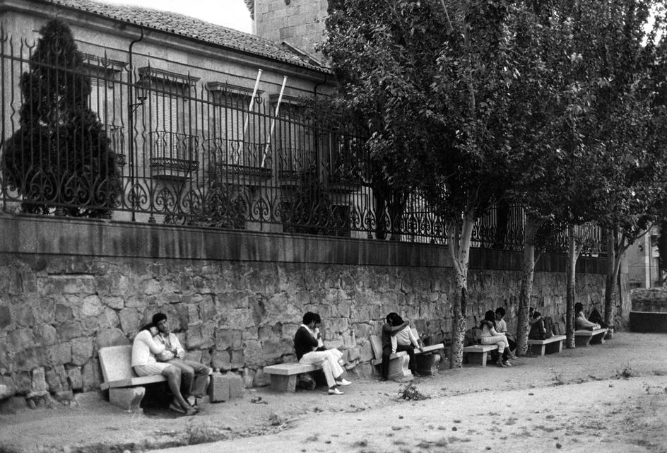 Ferdinando Scianna 1983 Salamanca