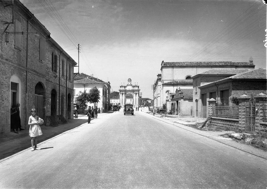 Documentazione Anas, la Via Emilia, Atelier Vasari Roma