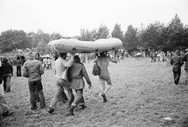 Parco Lambro. Milano. Rullino 108, 29/05/1975