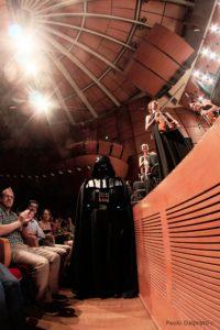 Darth Vader assiste al concerto